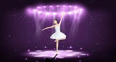 梦幻舞蹈图片