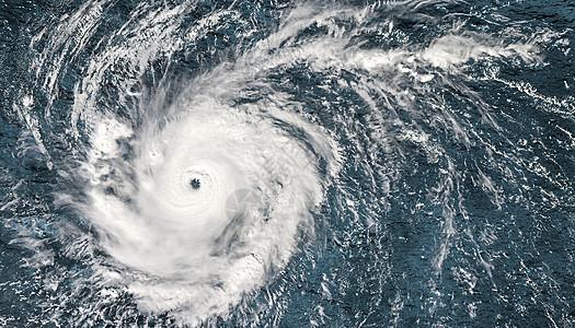 台风场景图片