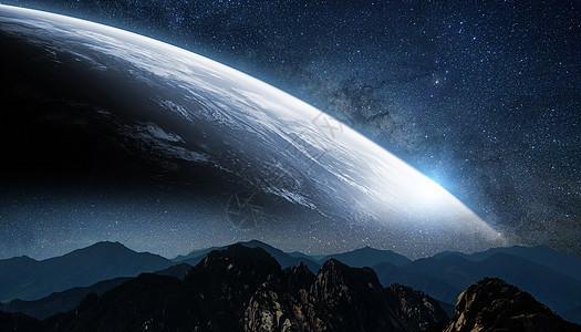 浩瀚星球图片