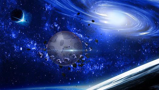 科技炫酷星球图片