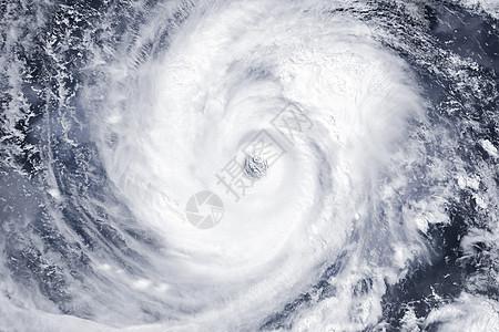 台风风眼图片