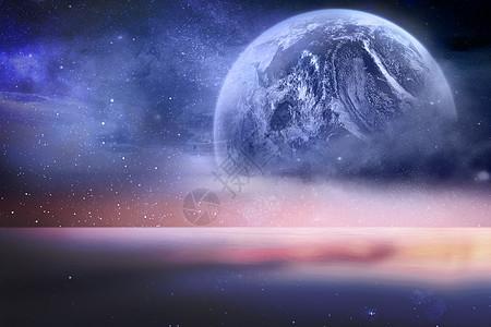 星辰大海场景图片
