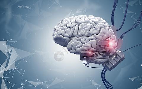人脑人工智能图片