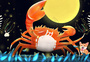 国庆双节吃蟹图片