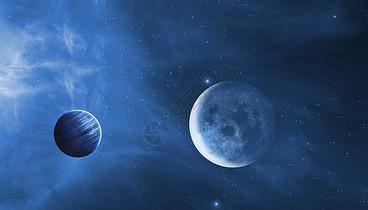 科幻星球图片
