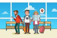 世界旅游日图片