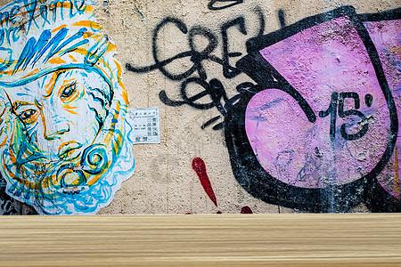 街头涂鸦图片