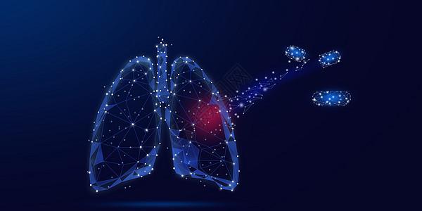 肺部治疗图片