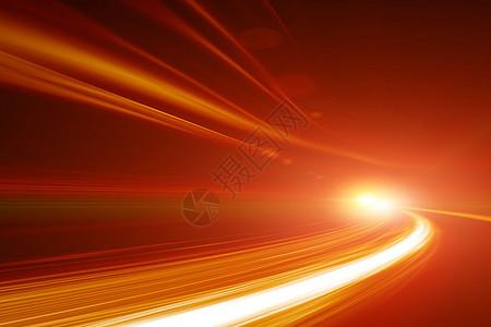 隧道光束图片