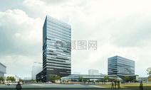 现代建筑大楼图片