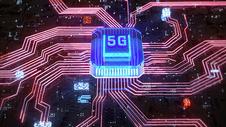 5G科技芯片场景图片