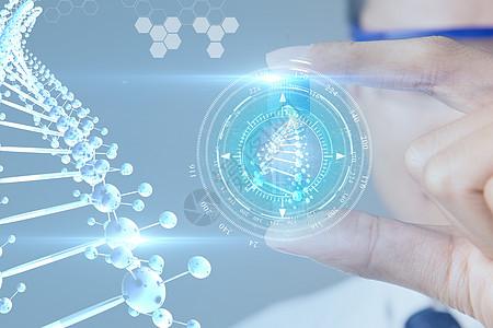 指引基因未来图片