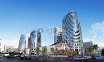 现代建筑大楼外观图片