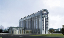 现代大楼外观400656584图片