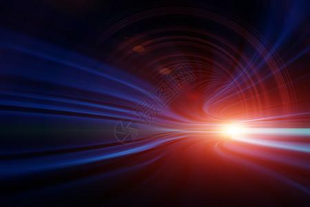 科技光束图片