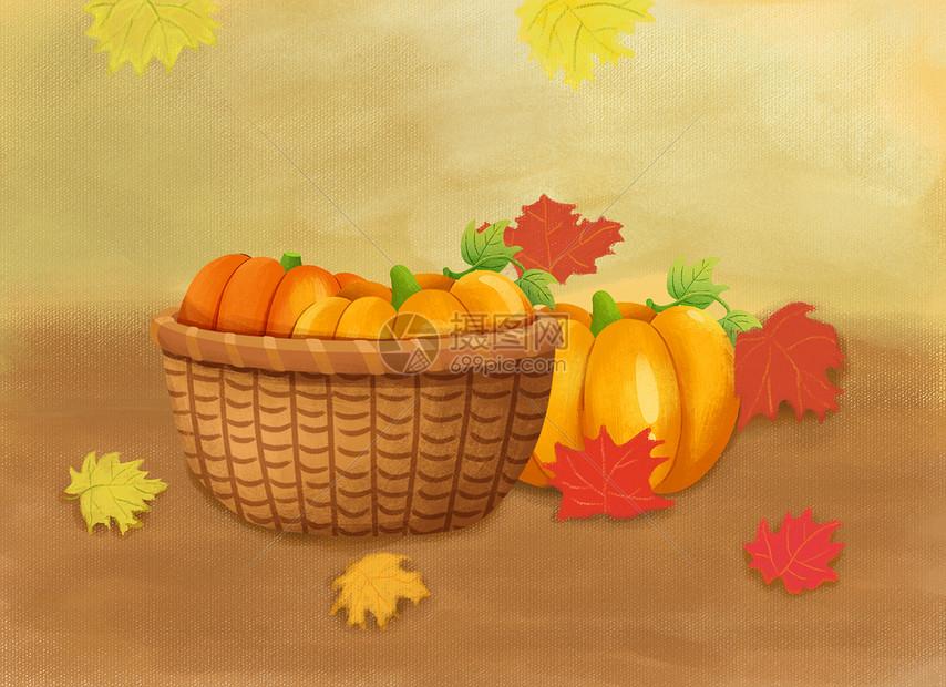 秋天 丰收图片