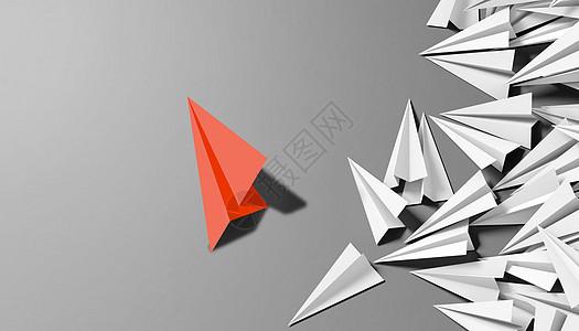 独特纸飞机图片