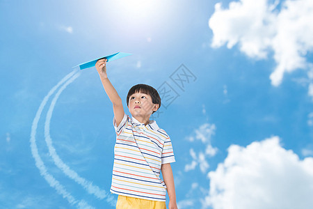 放飞梦想概念图片