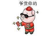 猪年赏红包图片
