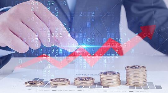 数字化金融图片