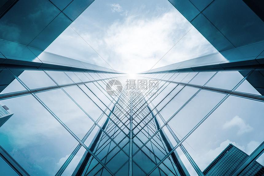 高楼大厦图片