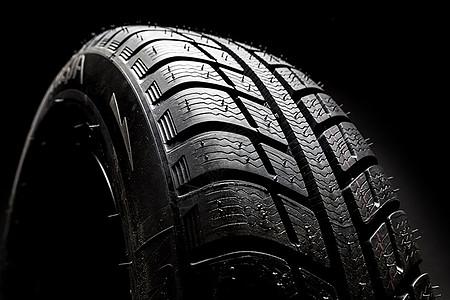 轮胎场景图片