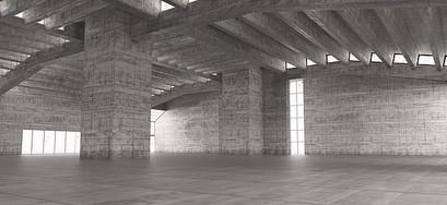 工业风空间图片