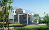 现代别墅图片