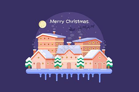 圣诞节之夜图片