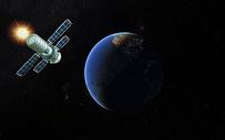 太空站图片
