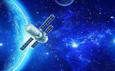 宇宙太空站图片