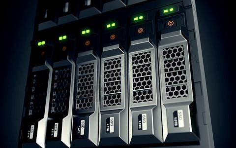 服务器机箱图片