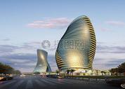 现代建筑外观图片