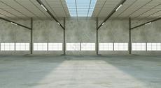 工厂空间建筑图片