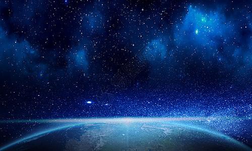 星云背景图片