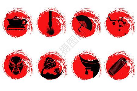 中国风元素图片
