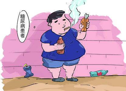 糖尿病图片