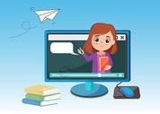 互联网教育图片