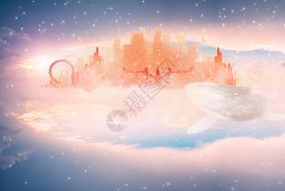 梦境城市图片