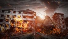 军事战争场景图片