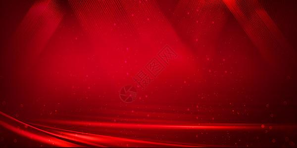 红色梦幻背景图片
