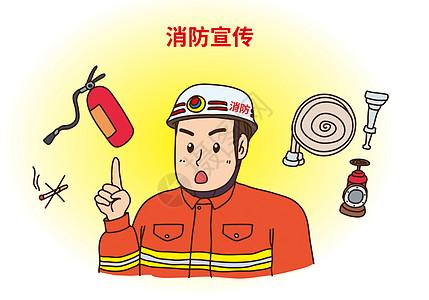 消防宣传图片