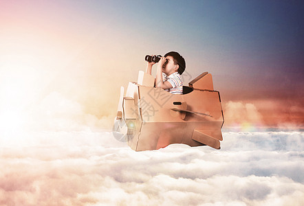 儿童梦幻图片