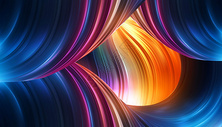 彩色抽象背景图片