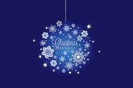 圣诞节装饰球图片