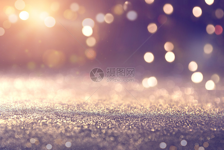光斑散焦图片