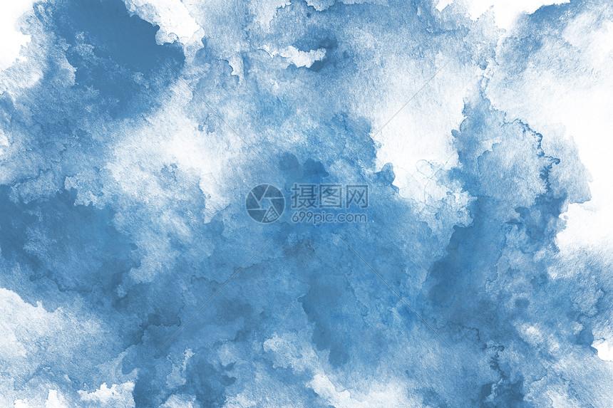 水墨抽象背景图片