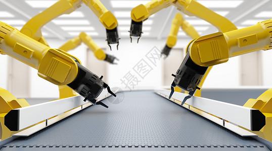 工厂智能化场景图片