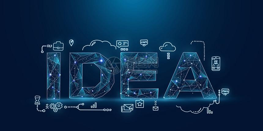 商务创意IDEA图片