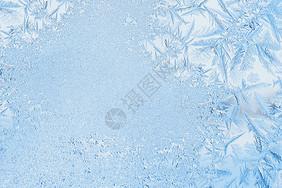 唯美雪花背景图片